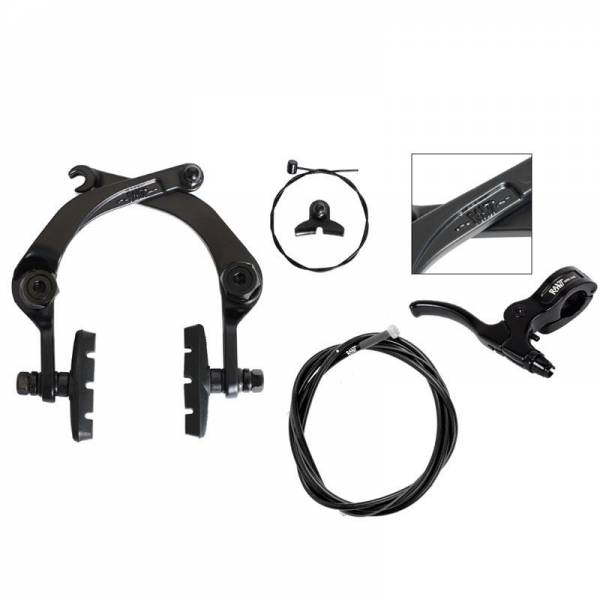 RANT BRAKE SPRING II WIDE KIT Black