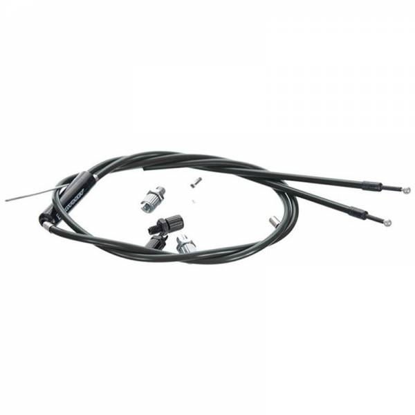 ODYSEY GYRO LOWER CABLE UNIVERSAL Black