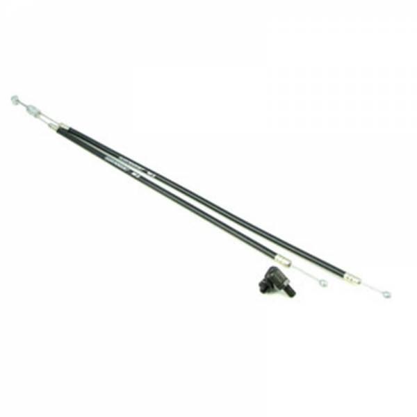 ODYSSEY BRAKE CABLE UPPER M2 440mm Black