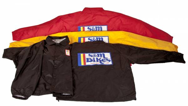 S&M JACKET GOLD MEDAL MOTO Black