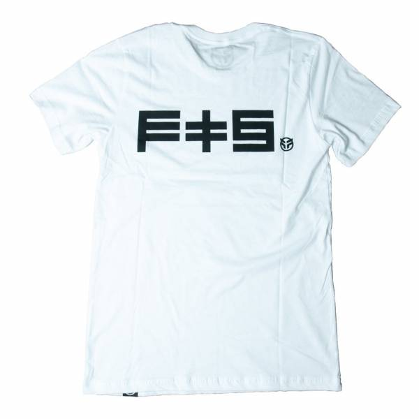 FEDERAL T-SHIRT F-T-S White new!