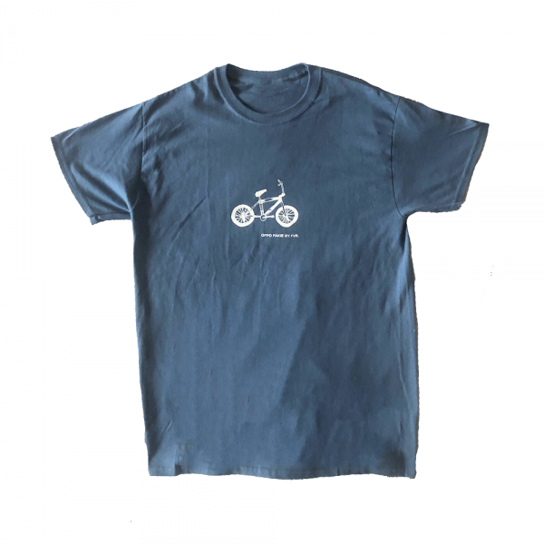FVR CREATOR Organisation OPPO FAKIE T-SHIRT M or L BLUE