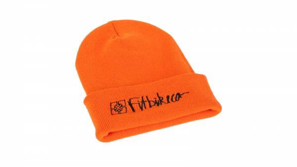 FIT BEANIE HAZARD Neon Orange