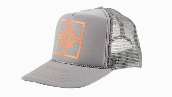 FIT HAT TRUCKEY Grey