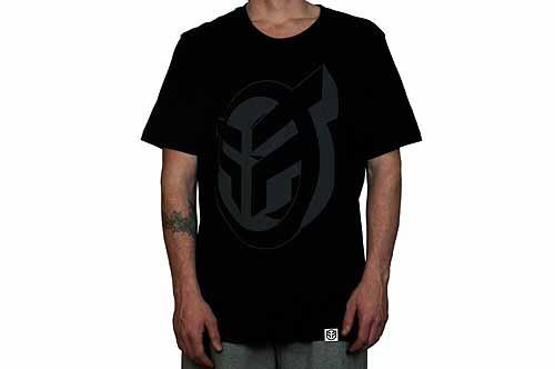 FEDERAL T-SHIRT PERSPECTIVE Black
