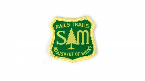 S&M PATCH DEPARTMENT OF BIKING