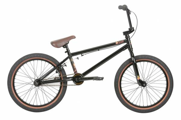 "HARO LEUCADIA 20"" BIKE 18.5""TT Black (STOCK)"