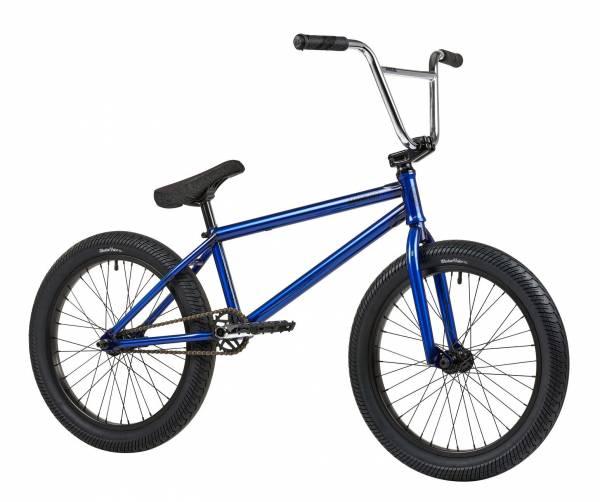 """2019 MANKIND libertad 20"""" Bike 20.5""""TT Trans Blue SALE! (STOCK)"""