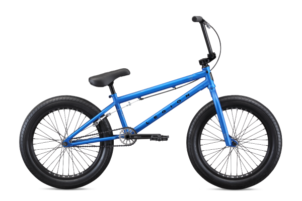 "MONGOOSE 2020 20"" BIKE 21""TT LEGION L100 Blue (STOCK)"