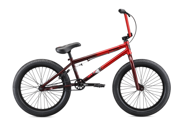 "2020 MONGOOSE 20"" BIKE LEGION L80 20.75""TT Red (STOCK)"