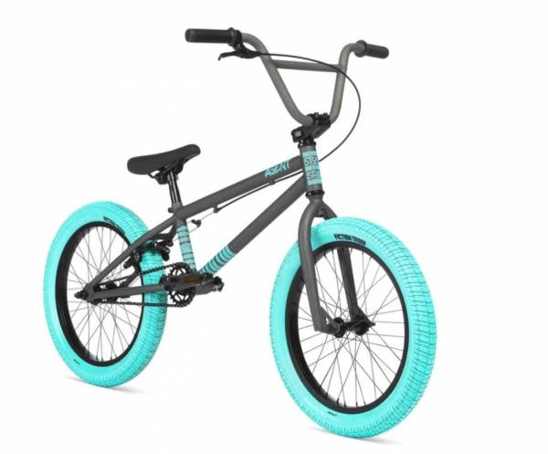 """STOLEN AGENT 18"""" WITH 18"""" TT Raw with Mint Green (IN STOCK)"""