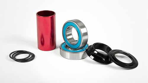 S&M MID BOTTOM BRACKET 24mm Black