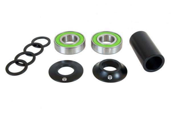 FEDERAL MID BOTTOM BRACKET 19mm Black