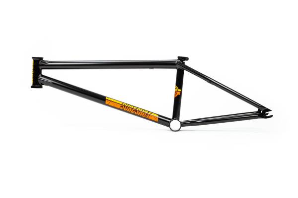 "BSD FRAME 21.7""TT SURESHOT Black"