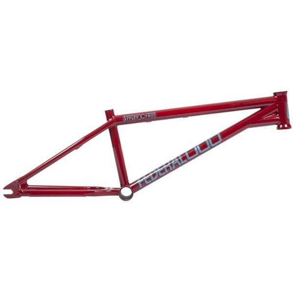 "FEDERAL FRAME 20.75""TT HAMILTON LTD EDITION Gloss Red"