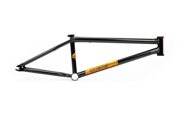 "BSD FRAME 20.7""TT SURESHOT Black"
