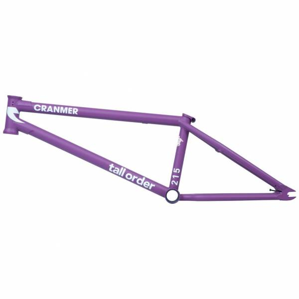 "TALL ORDER FRAME 20.6""TT ""215"" V3 NEW! Cramner Matt Purple"