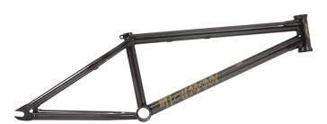 "FEDERAL FRAME 20.85""TT BRUNO V1 Clear Black"