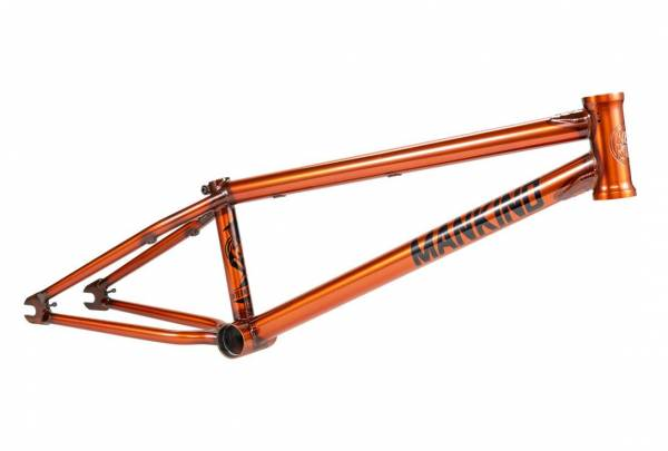 "MANKIND FRAME 20.6""TT INTERNATIONAL Trans Orange"