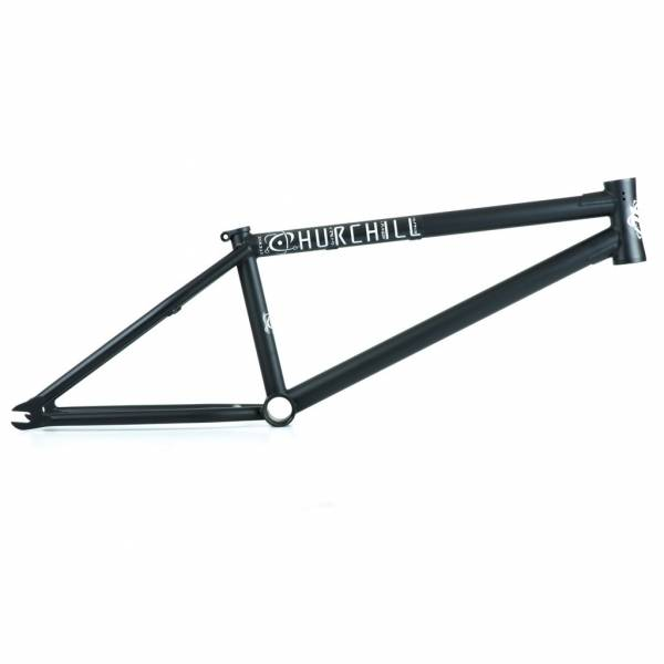 "FEDERAL FRAME 21.0""TT CHURCHILL V2 Black"