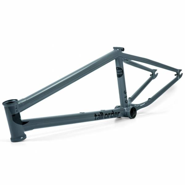 "TALL ORDER ""315"" FRAME 21.8""TT Bohan Gloss Grey"