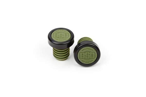 BSD BAR ENDS PCP Surplus Green