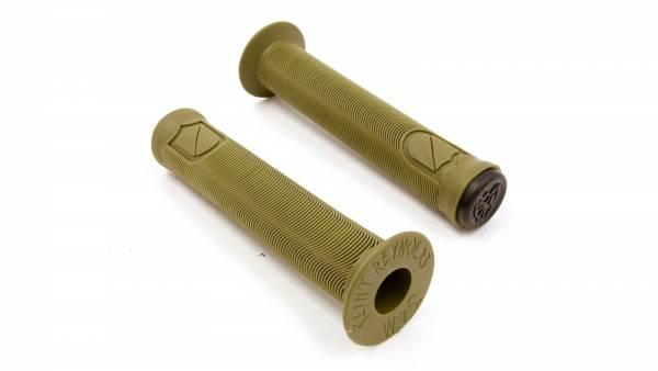S&M GRIPS REYNOLDS Army Green