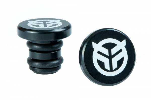 FEDERAL BAR ENDS ALLOY Black