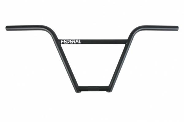 "FEDERAL BAR x 10"" 4PC DROP V2 Black"