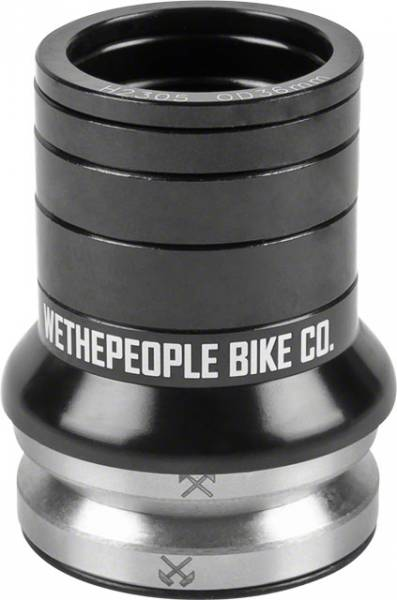 WETHEPEOPLE COMPACT HIDDENHEADSET 45/45 Black