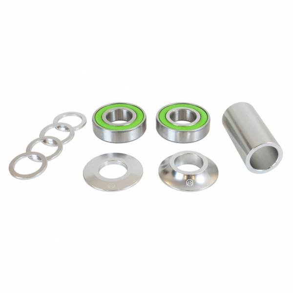 FEDERAL MID BOTTOM BRACKET 22MM SILVER