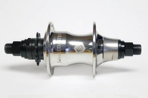 PROPER HUB FREECOASTER SELECT RHD 9T Silver