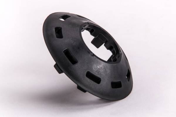 MERRITT HUB GUARD FRONT TENTION PLASTIC Black