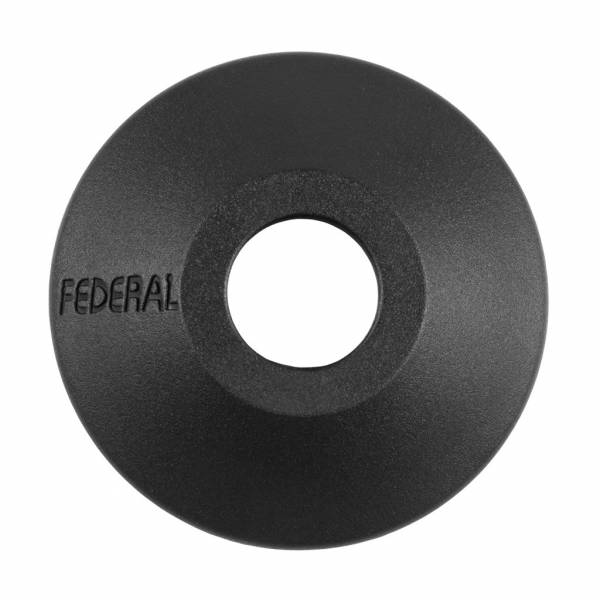 FEDERAL HUB GUARD NON-DRIVE PLASTIC Black
