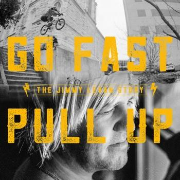 GO FAST PULL UP JIMMY LEVAN BLUE RAY + BOOK
