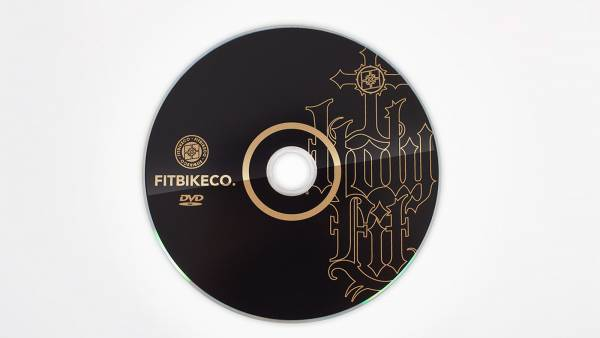 FIT HOLY FIT DVD