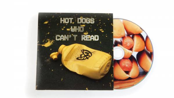 S&M DVD HOT DOGS! Silver