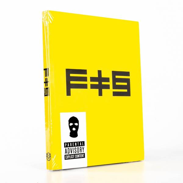 """FEDERAL DVD AND BOOK """"F-T-S"""""""