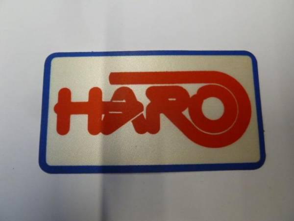 "OLD SCHOOL STICKER ""HARO"""