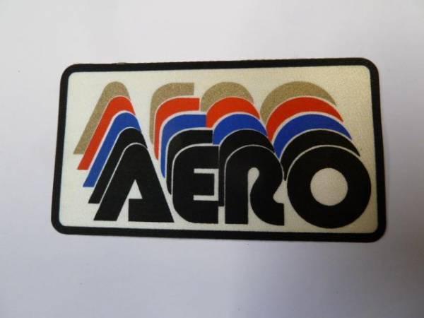 "OLD SCHOOL STICKER ""AERO"""