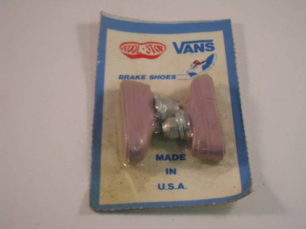 BRAKE PADS VANS KOOL STOP NOS Purple