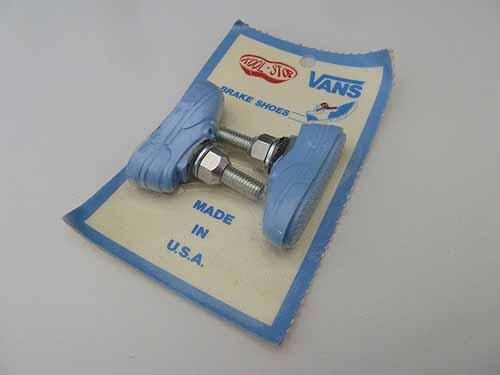 BRAKE PADS VANS KOOL STOP NEW Blue