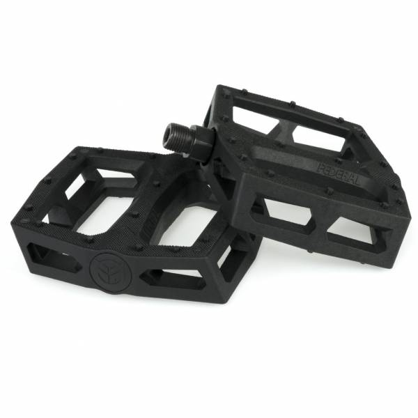 """FEDERAL PEDALS PC COMMAND 9/16"""" Black"""