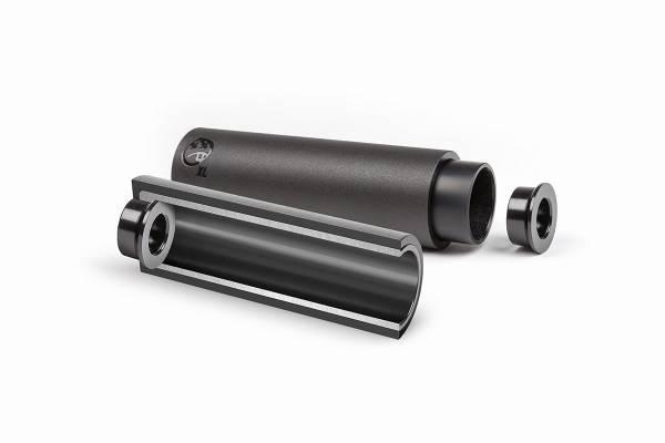 BSD PEG RUDE TUBE XL PALEY SINGLE 10mm Black