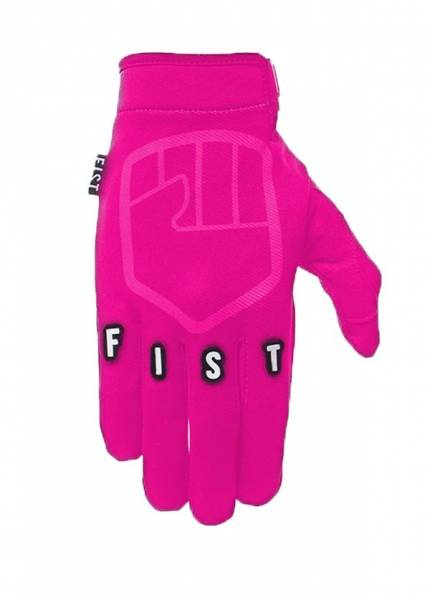 FIST GLOVES STOCKER STRAPPED YOUTH XS/M Pink