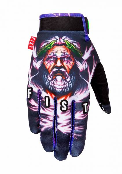FIST GLOVES 12 ZEUS Assorted/Black