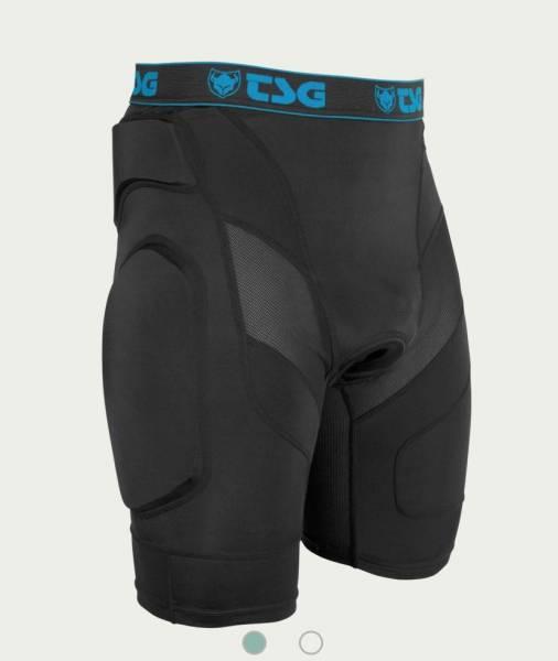 TSG CRASH PANT A MTB XL ONLY Black
