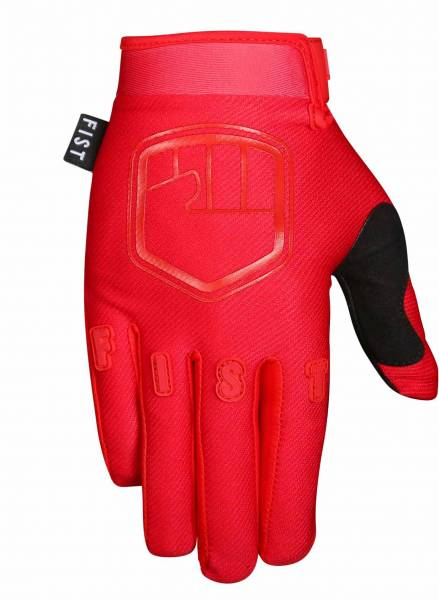 FIST GLOVES STOCKER YOUTH XXS,XS,M or L Red
