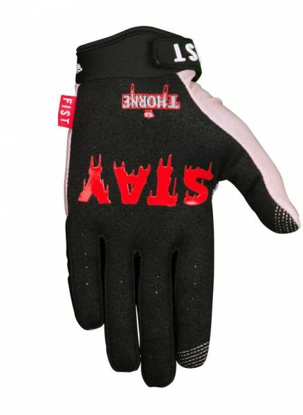 FIST GLOVES RICK THORNE STAY RAD XS Pink