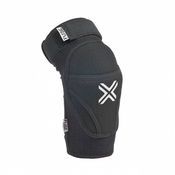 FUSE ELBOW GUARDS B ALPHA Black